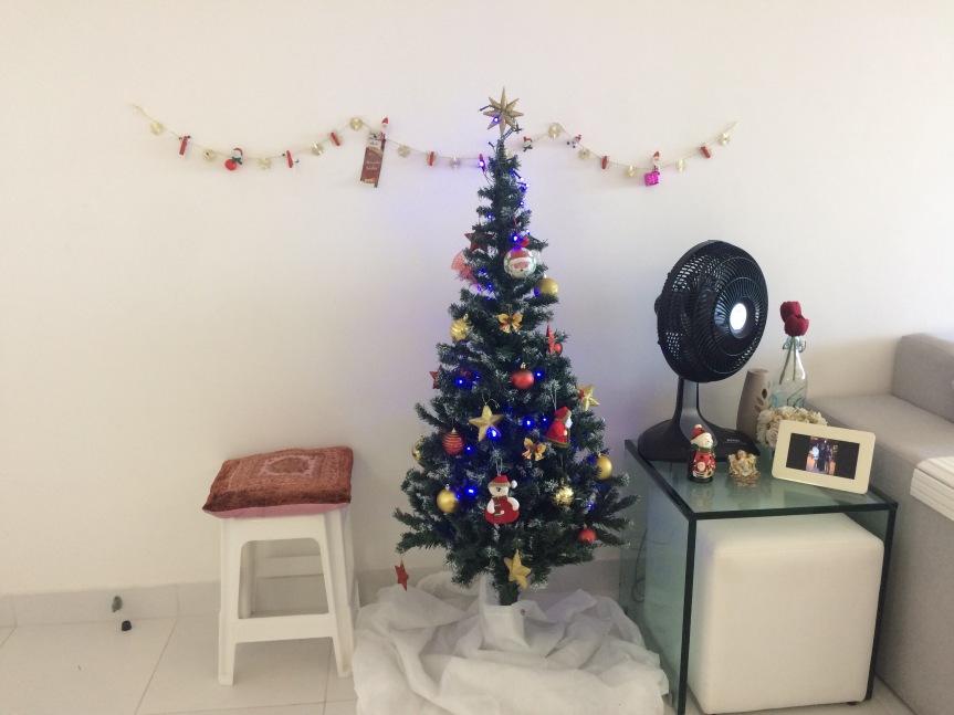 12.12.16 Aquele com as Expectativas para o Natal + Casa Arumada para oNatal