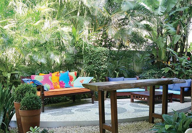 Jardins   Área Externa   Design daSemana