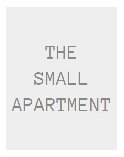 The Small Apartment Logo