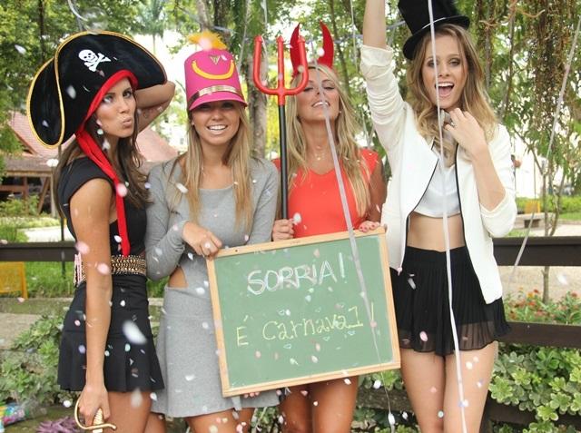 Inspirações de Looks para Carnaval |Moda