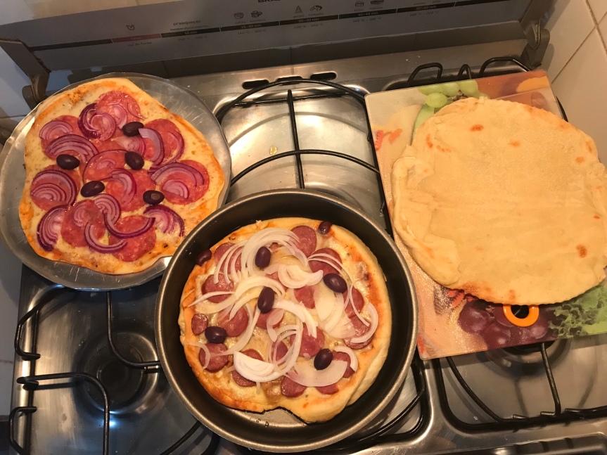 Pizza do Marcio |Gastronomia