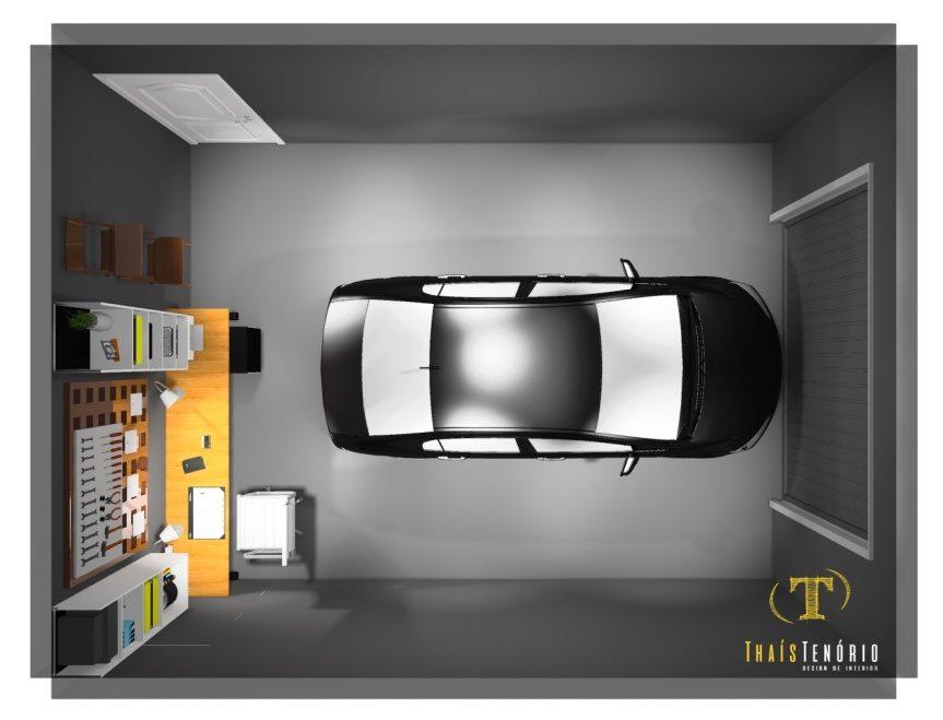 Garagem | Thaís TenórioDesign