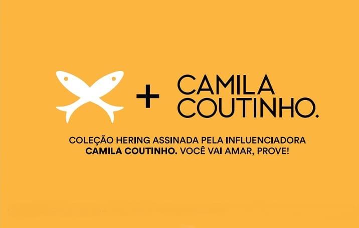 Looks com Vestido/Moletom Camila Coutinho +Hering
